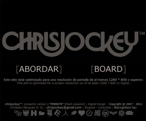 Chris Jockey