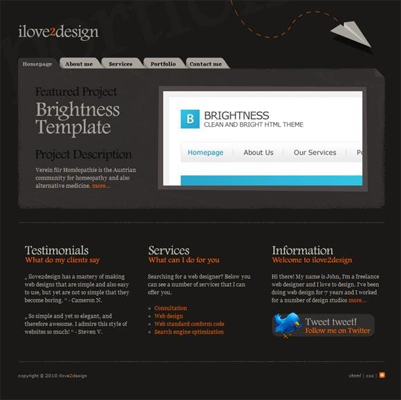 ilove2design | Web Design