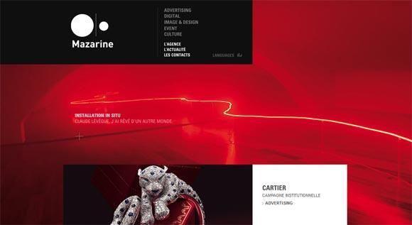 Mazarine | Design