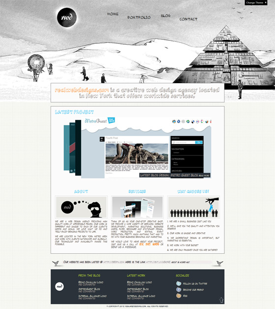 RWD | Web Design