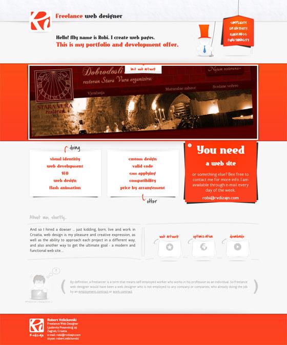 Rvdizajn | Web Design