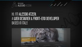 Alessio Atzeni | Web Designer
