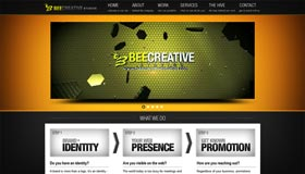 Bee Creative Studios | Web Design