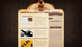 Big Sweater Design | Web Design