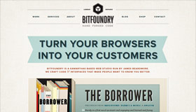 Bitfoundry | Web Design