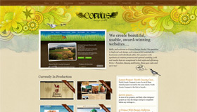 Corvus | Web Design