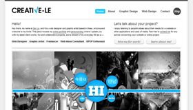 Creative-le | Web Design