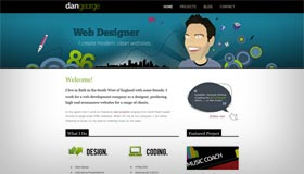 Look At Dan | Web Designer
