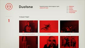 Duotone