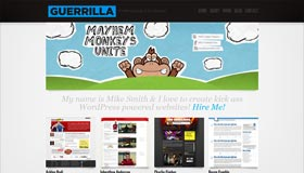 Guerrilla | Web Design