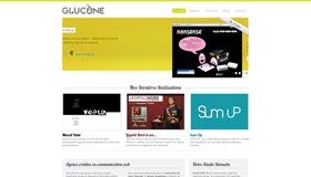 Glucone | Web Design