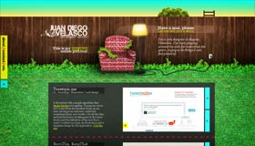 Juan Diego Velasco | Web Designer