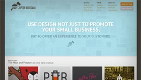 Jupiter Woodsman | Web Design