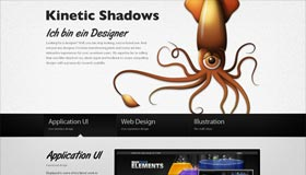 Kinetic Shadows | Design