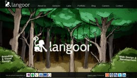 Langoor | Web Design