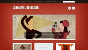 Laughing Lion Design | Graphic Design