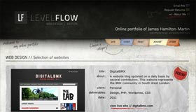 Level Flow | Web Design