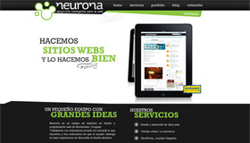 Neurona | Web Design