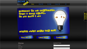 Richie P Designs | Web Design