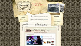 Sprocket House | Web Design