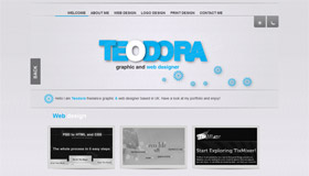 TEODORA Web & Graphic Design