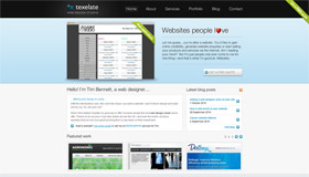 Texelate | Web Design Studio