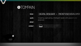Tom Pain | Designer