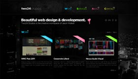 Two24 Studios | Web Design