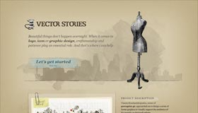 Vector Stories | Design