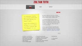 Zoltan Toth | Web Developer