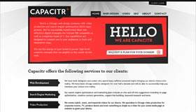 Capacitr | Web Design