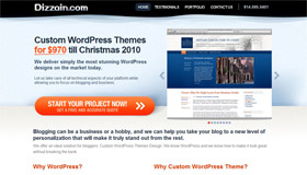 Dizzain Wordpress Themes