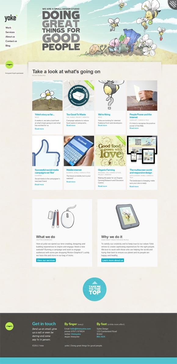 Yoke | Design