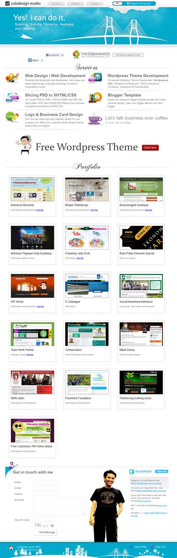 Zuls Design | Web Design