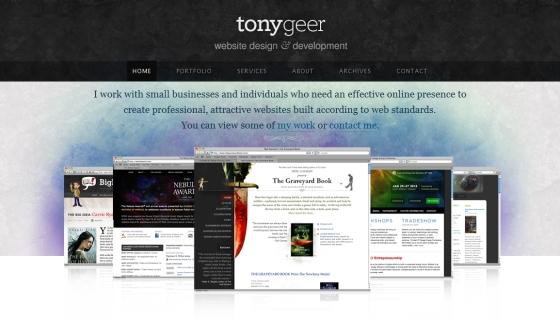 Tony Geer