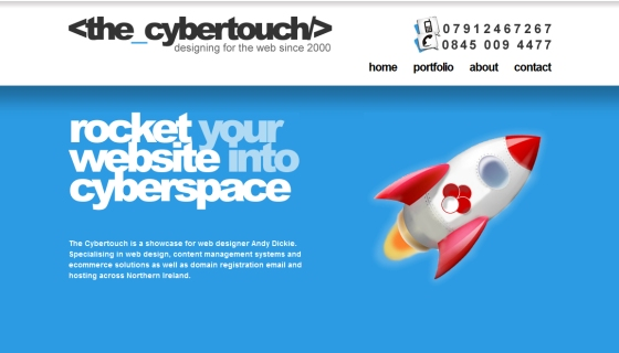 The Cybertouch