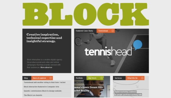 Block Interactive