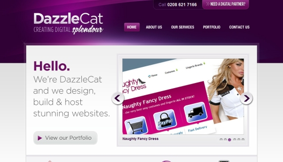 DazzleCat