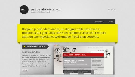 Marc-Andre Veronneau