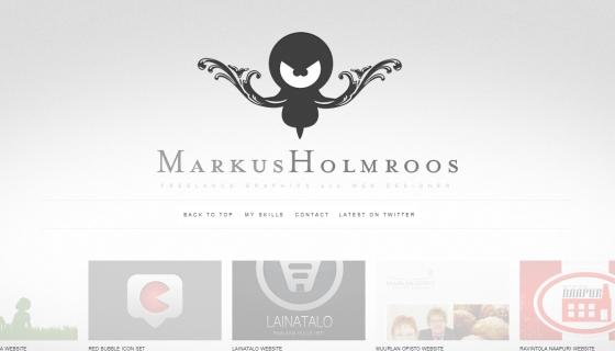 Markus Holmroos
