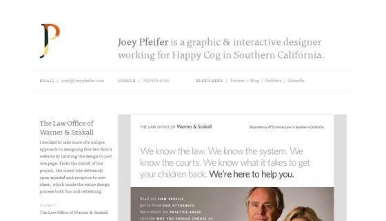 Joey Pfeifer