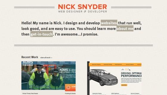 Nick Snyder