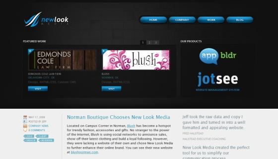 New Look Media