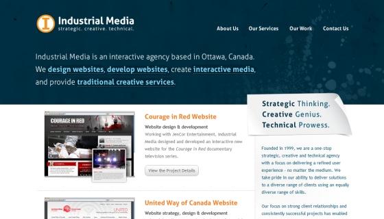 Industrial Media