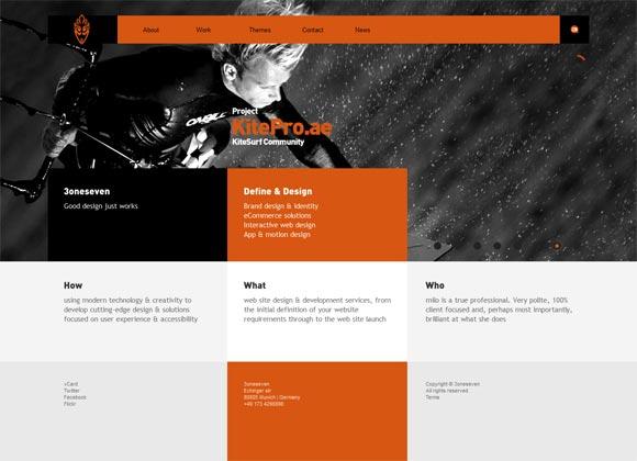 3oneseven | Web Design