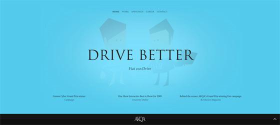 Akqa | Web Design
