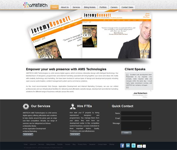 Amstech | Digital Agency