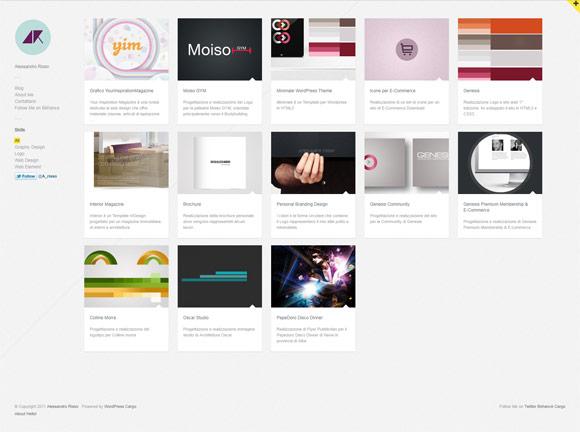 Alessandro Risso | Web Designer