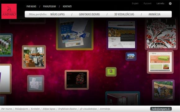 Amparo Web Studio