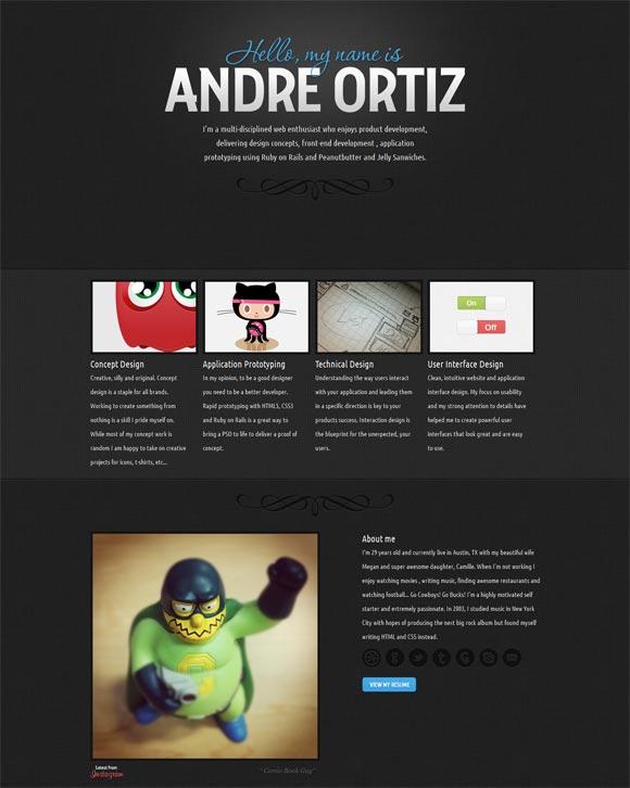 Andre Ortiz | Designer
